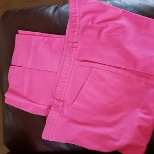 Tribal Pink Ankle Pants
